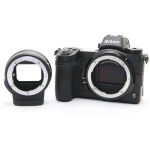 《美品》Nikon Z7 FTZマウントアダプターキット|ymapcamera