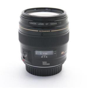 《並品》Canon EF100mm F2 USM|ymapcamera