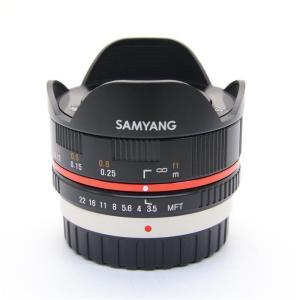 《美品》SAMYANG 7.5mm F3.5 フィッシュアイ(マイクロフォーサーズ用)|ymapcamera