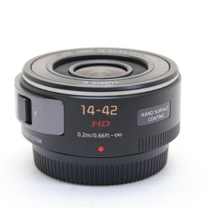 《良品》Panasonic G X PZ 14-42mm F3.5-5.6 ASPH. POWER O.I.S.|ymapcamera