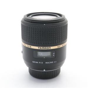 《良品》TAMRON SP 60mm F2 DiII MACRO 1:1/Model G005N(ニコン用)|ymapcamera
