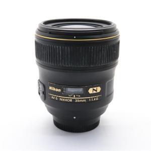 《並品》Nikon AF-S NIKKOR 35mm F1.4G ymapcamera