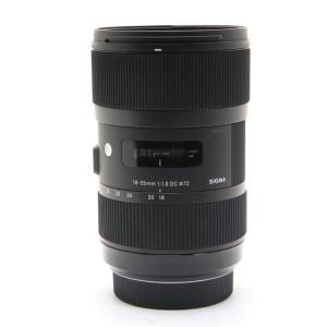 《良品》SIGMA A 18-35mm F1.8 DC HSM(ソニー用) ymapcamera