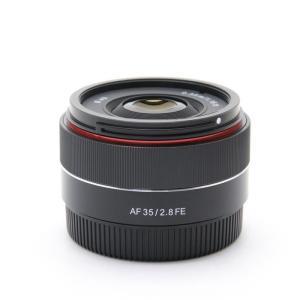 《美品》SAMYANG AF 35mm F2.8 FE (ソニーE用/フルサイズ対応) ymapcamera