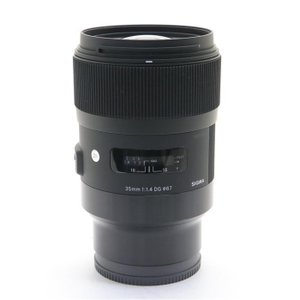 《良品》SIGMA A 35mm F1.4 DG HSM(ソニーE用/フルサイズ対応)|ymapcamera