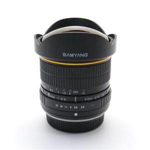 《良品》SAMYANG 8mm F3.5 FISH-EYE(フォーサーズ用) ymapcamera