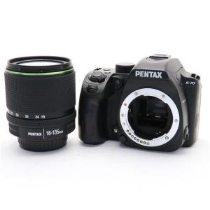 《良品》PENTAX K-70 18-135WR レンズキット