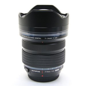 《美品》OLYMPUS M.ZUIKO DIGITAL ED 7-14mm F2.8 PRO
