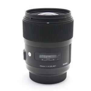 《並品》SIGMA A 35mm F1.4 DG HSM(ソニーα用)