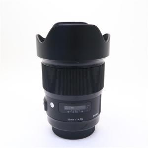 《良品》SIGMA A 20mm F1.4 DG HSM(シグマ用)
