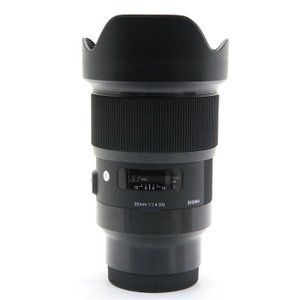 《美品》SIGMA A 20mm F1.4 DG HSM(ソニーE用/フルサイズ対応)