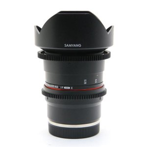 《美品》SAMYANG 14mm T3.1 VDSLR ED AS IF UMC II(ソニーE用)