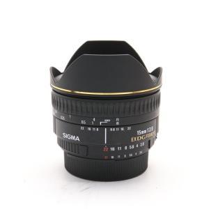 《良品》SIGMA 15mm F2.8EX DG DIAGONAL FISHEYE(ニコン用)