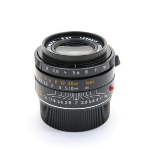 《良品》Leica ズミクロン M35mm F2 ASPH 6bit (フードはめ込み式)