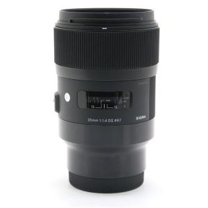 《美品》SIGMA A 35mm F1.4 DG HSM(ソニーE用/フルサイズ対応)