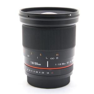《美品》SAMYANG 20mm F1.8 ED AS UMC (ソニーα用)