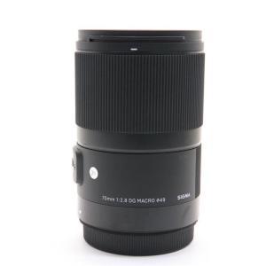《良品》SIGMA A 70mm F2.8 DG MACRO(キヤノン用)