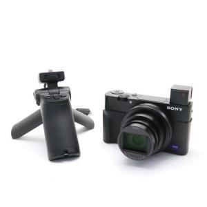 《並品》SONY Cyber-shot DSC-RX100M7G シューティンググリップキット