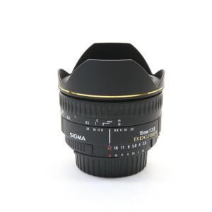 《美品》SIGMA 15mm F2.8EX DG DIAGONAL FISHEYE(ニコン用)