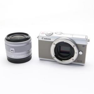 《美品》Canon EOS M100 EF-M15-45 IS STM レンズキット