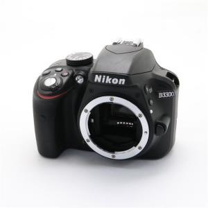《良品》Nikon D3300 ボディ ymapcamera