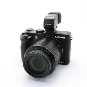 《並品》Canon PowerShot G3X EVFキット|ymapcamera
