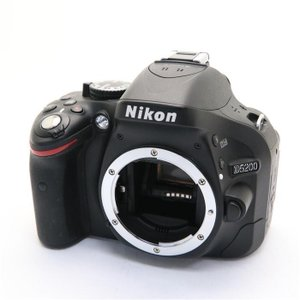 《良品》Nikon D5200 ボディ ymapcamera