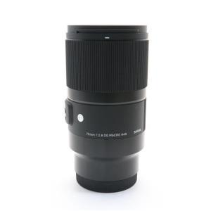 《新同品》SIGMA A 70mm F2.8 DG MACRO(ソニーE用/フルサイズ対応)