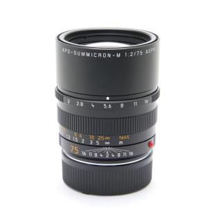《良品》Leica アポズミクロン M75mm F2.0 ASPH. (6bit)