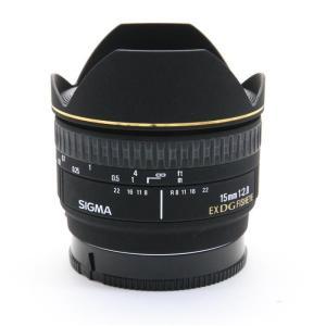 《良品》SIGMA 15mm F2.8EX DG DIAGONAL FISH EYE(ソニーα用)