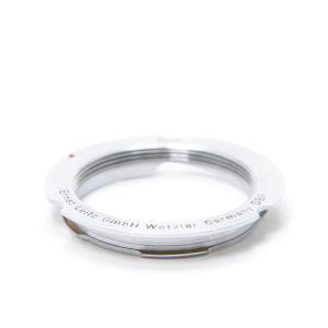 《並品》Leica M/L変換リング ライカLレンズ/ライカMボディ用 28/90mm (9cm表記)|ymapcamera
