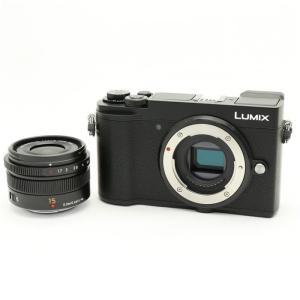 《美品》Panasonic LUMIX DC-GX7MK3L 単焦点ライカDGレンズキット