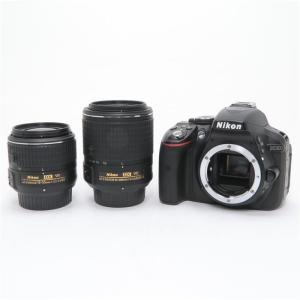 《良品》Nikon D5300 ダブルズームキット2 ymapcamera