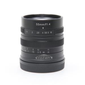 《良品》七工匠 7artisans 55mm F1.4 (ソニーE用)|ymapcamera