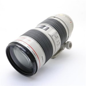 《並品》Canon EF70-200mm F2.8L IS USM|ymapcamera