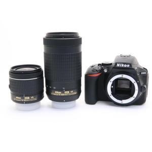 《美品》Nikon D5600 ダブルズームキット