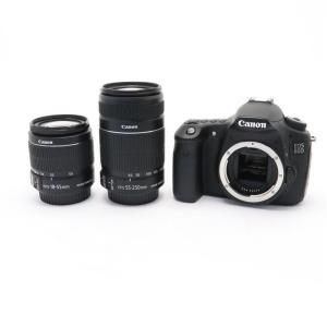 《並品》Canon EOS 60D ダブルズームキット|ymapcamera