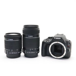 《良品》Canon EOS Kiss X7 ダブルズームキット ymapcamera