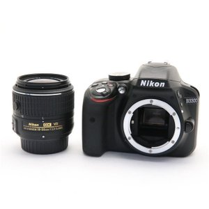 《良品》Nikon D3300 18-55 VR IIレンズキット ymapcamera