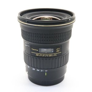 《良品》Tokina AT-X 17-35mm F4 PRO FX(キヤノン用)