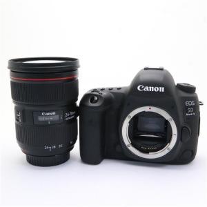 《良品》Canon EOS 5D Mark IV EF24-70 F2.8L II USM レンズキット ymapcamera
