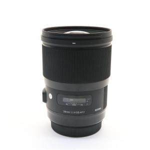 《良品》SIGMA A 28mm F1.4 DG HSM(キヤノン用)|ymapcamera