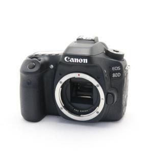 《並品》Canon EOS 80D ボディ|ymapcamera
