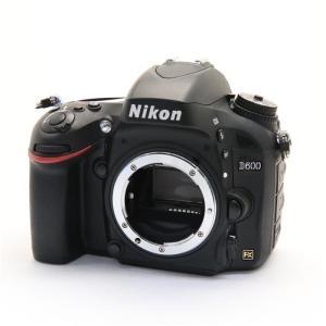 《良品》Nikon D600 ボディ ymapcamera