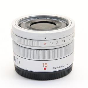 《良品》Panasonic LEICA DG SUMMILUX 15mm F1.7 ASPH.