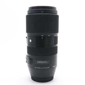 《並品》SIGMA C 100-400mm F5-6.3 DG OS HSM (キヤノン用)