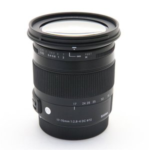 《良品》SIGMA C 17-70mm F2.8-4 DC MACRO OS HSM(キヤノン用) ymapcamera