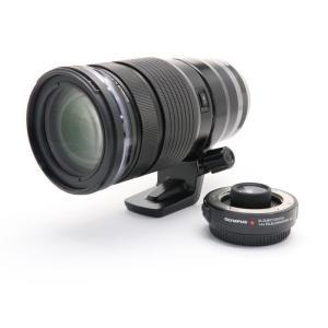 《良品》OLYMPUS M.ZUIKO DIGITAL ED 40-150mm F2.8 PROテレコンバーターキット|ymapcamera