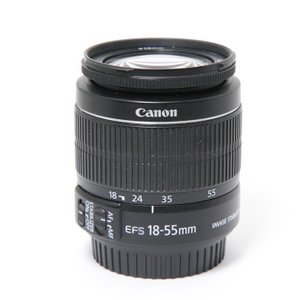 《並品》Canon EF-S18-55mm F3.5-5.6 IS II|ymapcamera