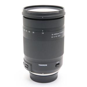 《良品》TAMRON 18-400mm F3.5-6.3 DiII VC HLD B028N(ニコン用)|ymapcamera